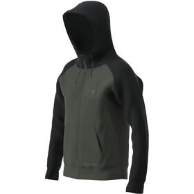 Zimtstern Riderz FZ Sweat Jacket Men, szary/czarny